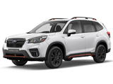 Forester (S5) 2018-...