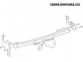 1426-A, Bosal (Россия)