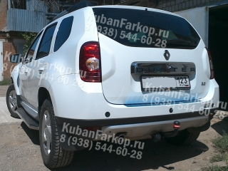 фаркоп на Renault Duster 1429-A