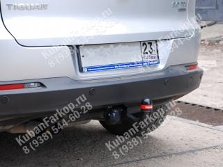 фаркоп на Volkswagen Tiguan 2181-A