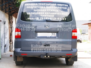 фаркоп на Volkswagen T5 2182-F