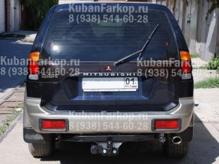 фаркоп на Mitsubishi Pajero Sport 4126-F