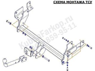 4152-A, Bosal (Россия)