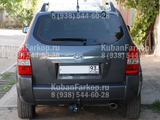 фаркоп на Hyundai Tucson 4235-A