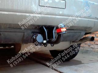 фаркоп на Nissan X-Treil 4337-A