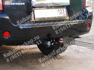 фаркоп на Nissan Pathfinder R51 4350-A