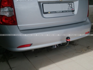 фаркоп на Chevrolet Lacetti wagon 5251-A