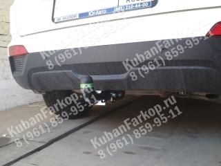 фаркоп на Hyundai Creta H227-A