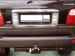 фаркоп на Lexus LX 470 L104-FC