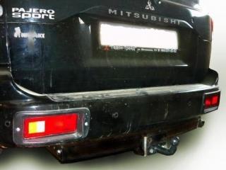 фаркоп на Митсубиси Паджеро Спорт M107-FC