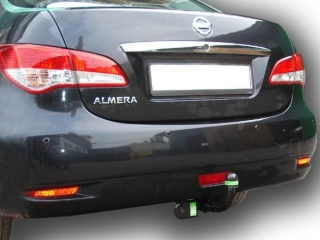 фаркоп на Nissan Almera G15 N120-A