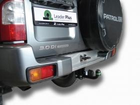 Patrol (Y61) 1997-2010, Нагрузки: 1500/75кг., без электрики