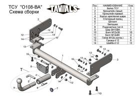 фаркоп O108-BA