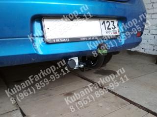 фаркоп на Renault Logan R114-A