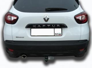 фаркоп на Renault Kaptur R116-A