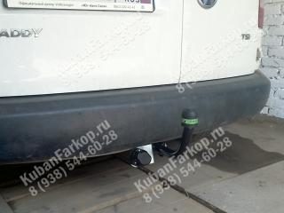 фаркоп на Volkswagen Caddy V113-A